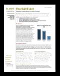 SAVE ACT factsheet