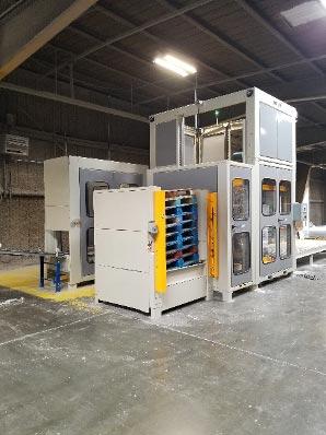 Plant Expansion Photo at Fiberlite Technologies Cellulose Insulation Manufacturer