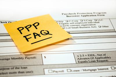 PPP 2021 Loan Program Info from FTI