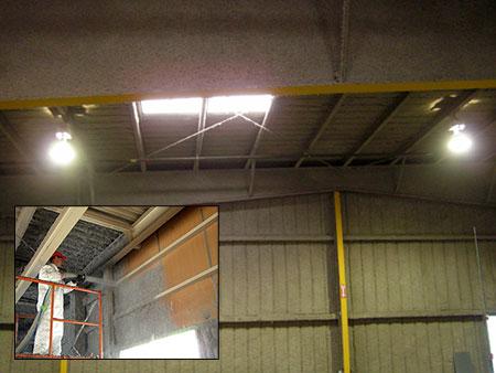Fiberlite SATAC Commercial Building Insulation